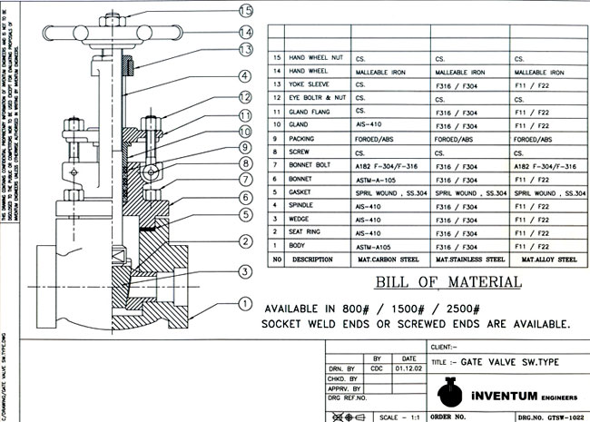 nice gate valve diagram images gallery